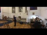 I. Dyma  J. Ikonnikova - Take five (D. Brubeck)