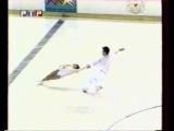 (staroetv.su) Анонс чемпионата Европы по фигурному катанию и промо