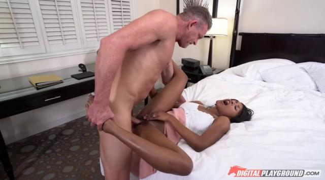 DigitalPlayground – Diamond Jackson – My White Stepdad Part 4