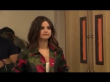 Selena Gomez surprising high school teen girls in Los Angeles with a message of hope and empowerment