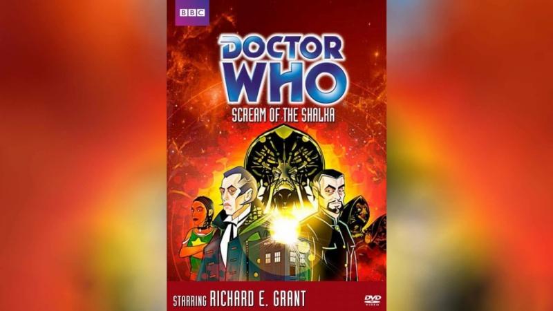 Доктор Кто Крик Шалки (2003) | Doctor Who: Scream of the Shalka