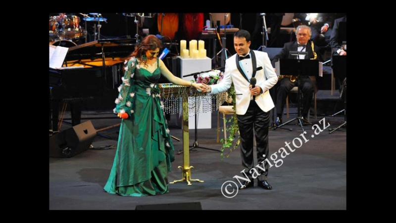 Alesker Aliyev ft Fidan Haciyeva - Pulun var