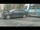 ▶ ДТП на пересечении пр. Гагарина и ул. Терешковой.