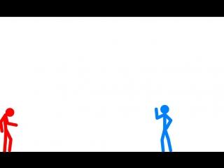 Баттл - Чара VS Санс