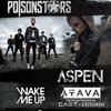 30 / 03 POISONSTARS I ASPEN I Wake Me Up + ATAVA