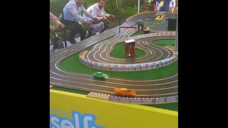 Азартные гонки
