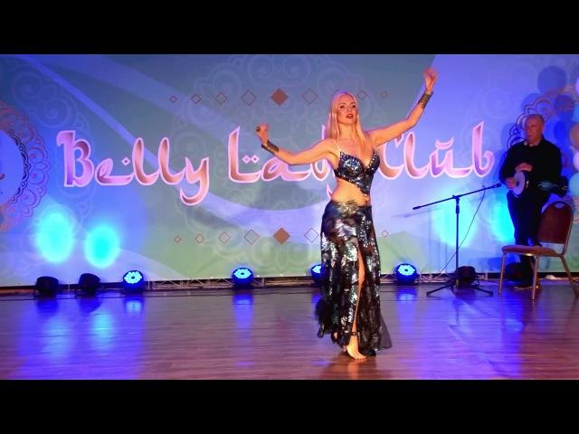 Daria Danilkina Belly Dancer Saleh Heby - BLC