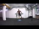 BALANCE exercise /for XC skiers and Biathlonists