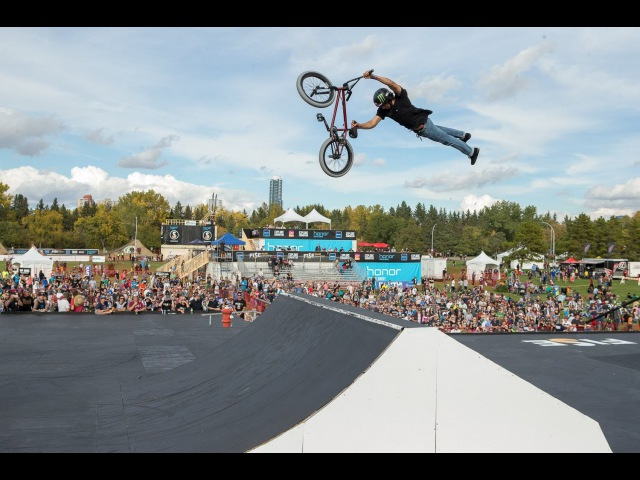 2016 UCI BMX Freestyle Park World Cup