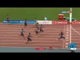 19 yr old Noah Lyles 19.90 (-0.4) WL Mens 200m Shanghai Diamond League 2017 [HD]