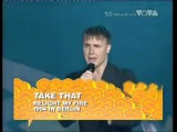 Take That    -  Relight My Fire -  Live -  Bravo Super Show -  Germany - 1994
