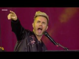 Take That Full Concert In 1080P # Live At One Love Manchester 2017 HD