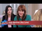 Entrevista a Katja Martinez – Soy Luna