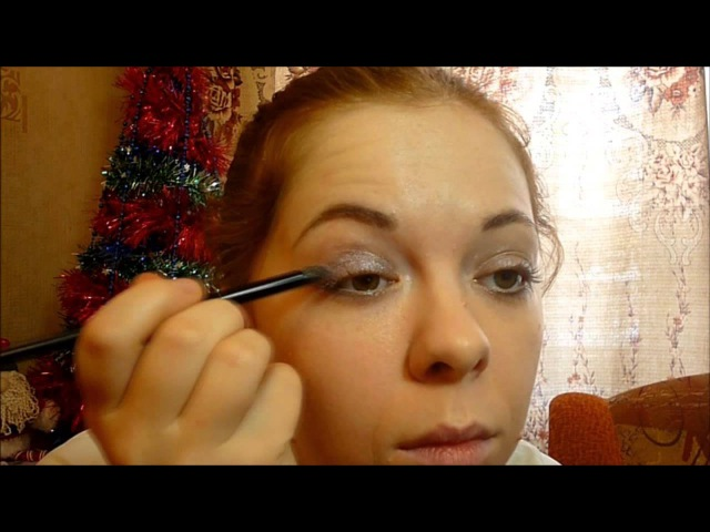 Экспресс-макияж от Виктории Кошелевой