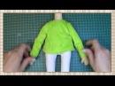 Tutorial Link: Camiseta / Link's T-Shirt tutorial