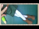 Tutorial Link: Botas / Link boots tutorial