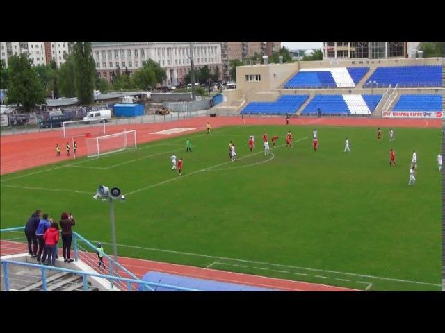 Авангард 2 Локомотив Лиски голы 13 05 17