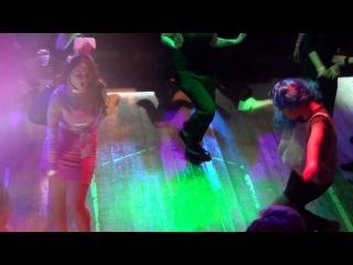 161224 ASIAN NIGHT: New Year K-POP Party - Saxy banny