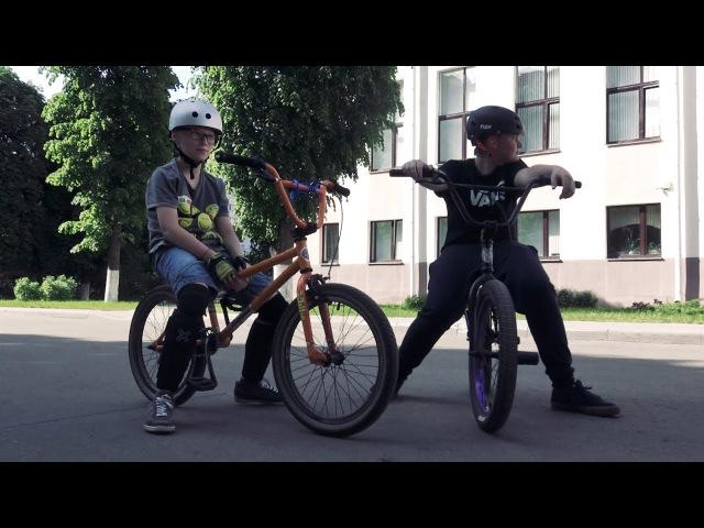 BMX-школа в Минске: трюки, травмы и стремление к цели