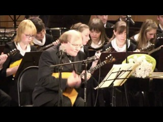 А Цыганков Концерт для балалайки с оркестром 1 часть