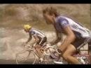 Тур де Франс 1982, 16 этап до Alpe d'Huez \ Tour de France 1982, stage 16