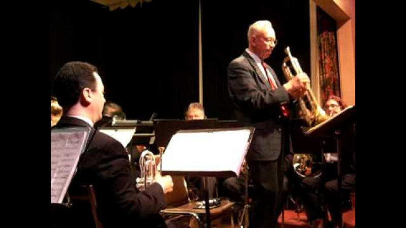 Danbury Brass Band / Baubles, Bangles and Beads / bass trumpet solo
