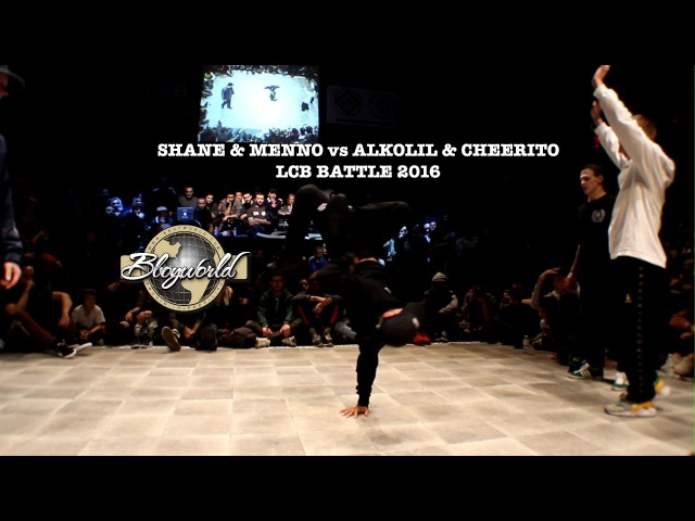 MENNO SHANE vs ALKOLIL CHEERITO | FINAL | LCB BATTLE 2016