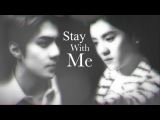 EXO-minific Sad Story2  Stay With Me l HunHan THENGITINDO Lyrics CC