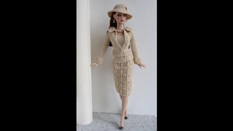 Vestido ponto pipoca , silkstone, monster high, fashion royalty