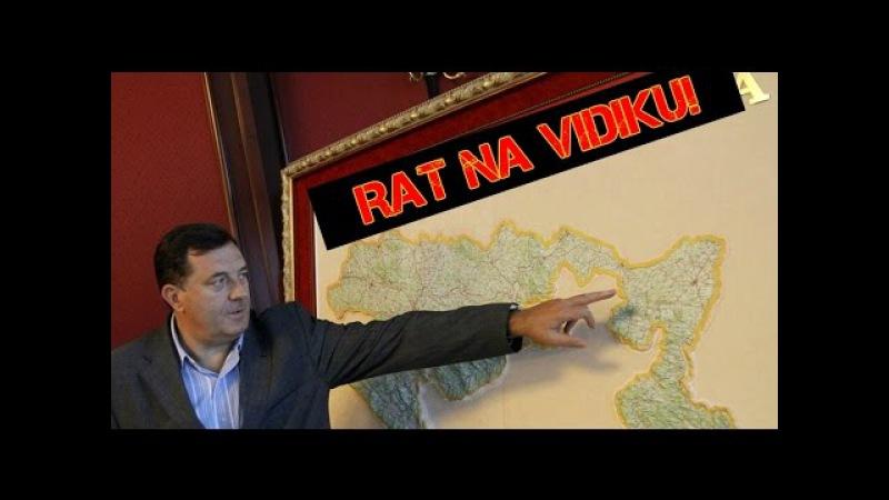 Milorad Dodik - Dubrovnik nikada nije pripadao Hrvatskoj, Sarajevo je za nas inostranstvo!
