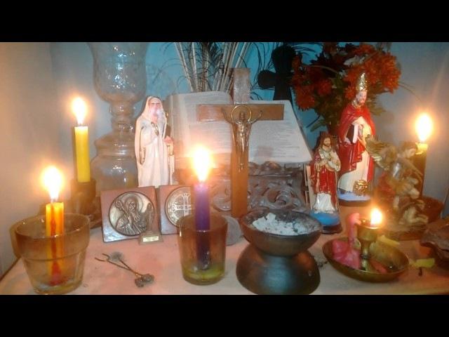 Oraciones de protección y sanación espiritual - Gran Dios, líbrame de todo Mal