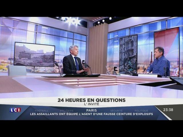 Alep Eric Dénécé dénonce la falsification de linformation par les médias - vidéo Dailymotion