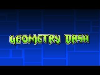 Прохождение всех уровней в Geometry Dash 1-20 [100%]