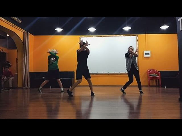 Borkhon Choreography | Bruno Mars - That's what I like