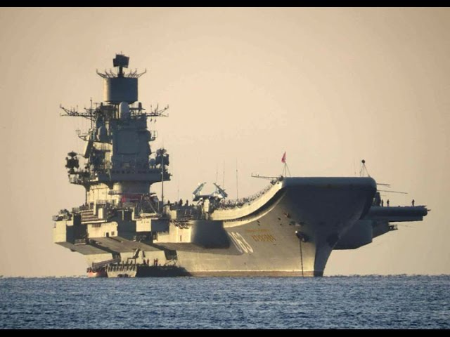 Сирия Авианосец Адмирал Кузнецов , наши СУ -БОМБЯТ ИГИЛ !...Syria Admiral Kuznetsov LIH сегодня