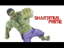 NECA Toys Hulk 1:4 Scale Marvel's Avengers Age of Ultron Movie Figure Review