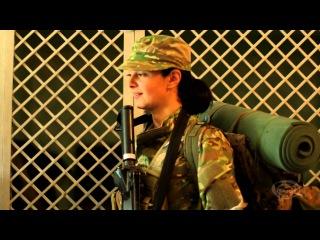 ნია ჭინჭარაული - ქალები სამხედრო სამსახურ&#43