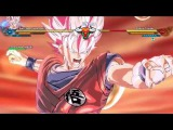 DRAGON BALL XENOVERSE 2 FATHER AND SON TAG TEAM MATCH