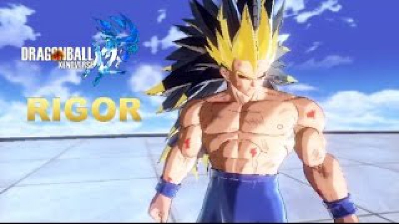 DRAGON BALL XENOVERSE UNLEASHED THE POWER OF RIGOR