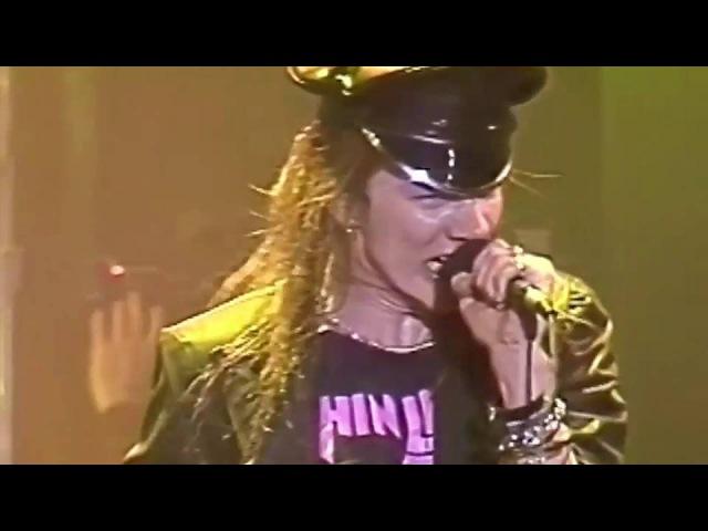 Nightrain- Guns N' Roses Live At Ritz 88