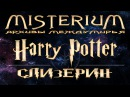 Слизерин Самый нецелесообразный факультет Misterium Harry Potter