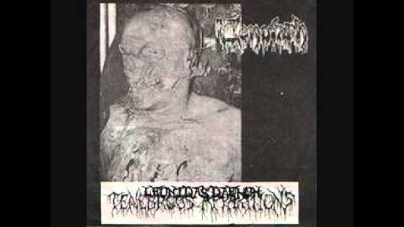 Cenotaph (Mex) - Tenebrous Apparitions [Full EP 90]