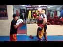 Muay Thai MKC Rehovot kids group