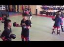Kids Muay Thai Allen Texas