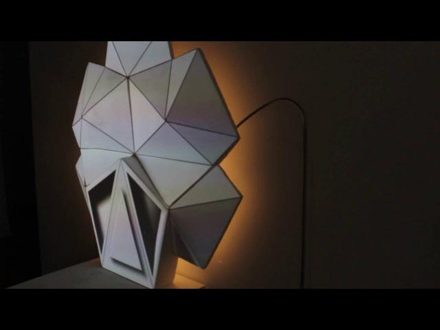 Как сделать 3D маппинг в Resolume Arena Видеоурок 3D mapping with Resolume Arena 5 tutorial