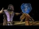 Mortal Комбат.Фаталити) Rain VS Sheeva