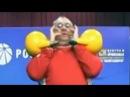 Техника безопасности при забросе гирь на грудь от Сергея Мишина