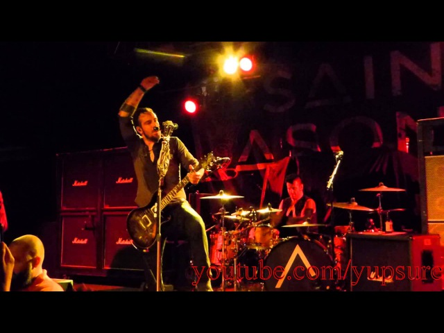 Saint Asonia I Hate Everything About You Live HD HQ Audio Starland Ballroom