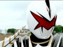 Power Rangers Dino Thunder - Power Rangers vs Evil White Ranger (First Battle)
