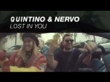 Quintino &amp  NERVO  Lost In You (Coming soon)